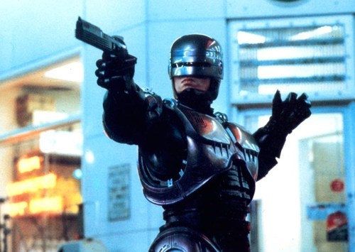 Robocop Reboot News of the Day