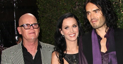 Katy Perry's Father Talks Russell Brand of the Day