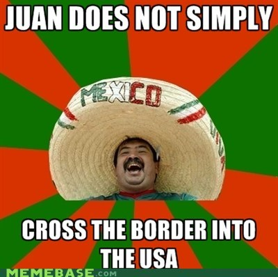 Boromir,juan,Mexican,one does not simply,puns