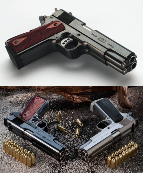 Double-Barrel Pistol of the Day