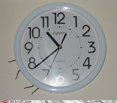 What's Hiding Behind That Clock?