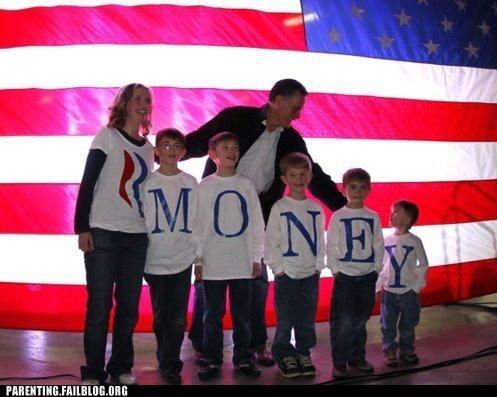 Vote Rmoney 2012!