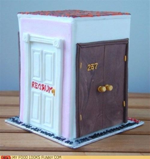 Terrifying Cake is Terrifying