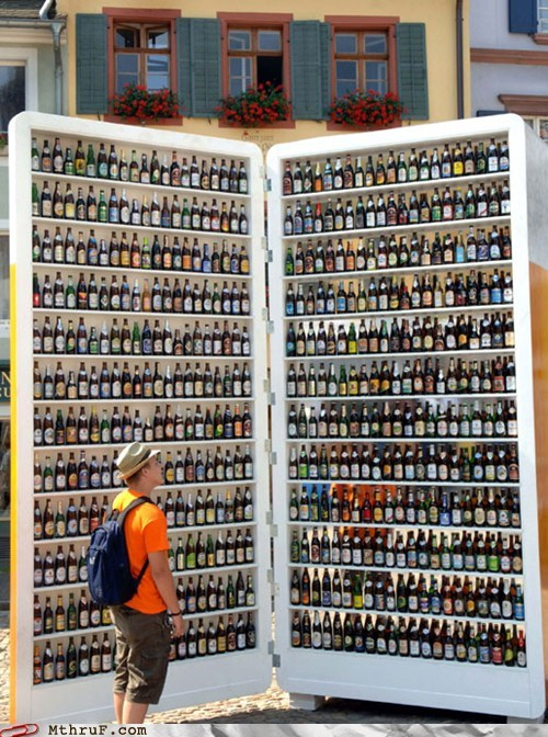 beer,fridge,huge,selection,variety