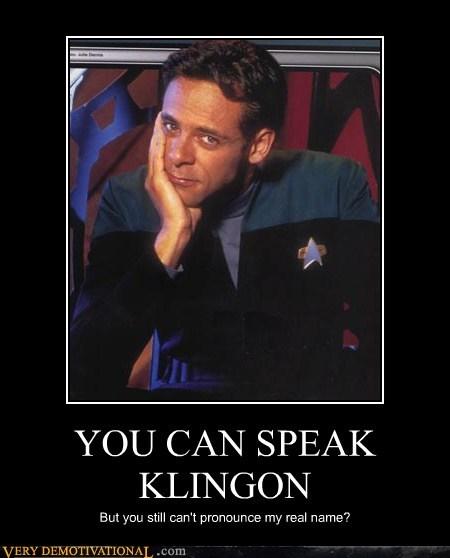 bashir,hilarious,klingon,name