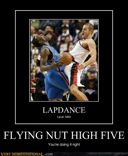 FLYING NUT HIGH FIVE