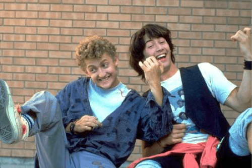 Bill and Ted 3 Details of the Day