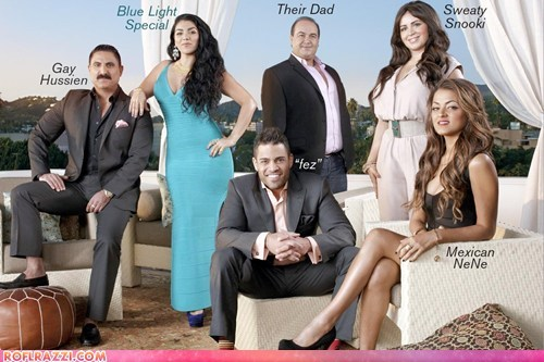 Shahs of Sunset Will be Horrific...