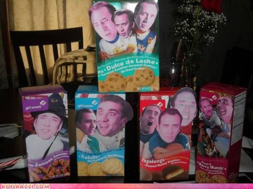 How Much For Your Nicolas Cage Cookies?