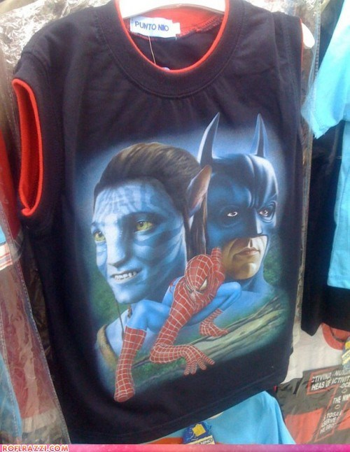 Avatar,batman,christopher nolan,FAIL,funny,james cameron,Marc Webb,Spider-Man,wut