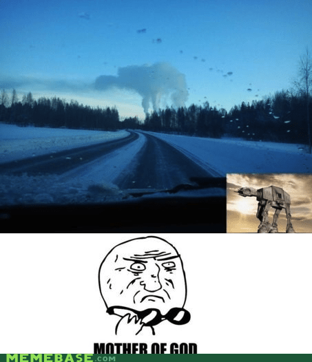 at at,Meanwhile,mother of god,Rage Comics,smoke