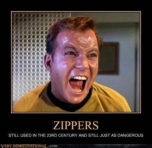 caught,hilarious,ouch,Star Trek,zippers
