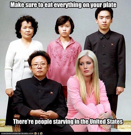 actor,celeb,funny,Heidi Montag,Kim Jong-Il,shoop