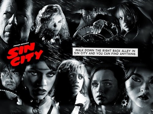 Sin City Sequel News of the Day