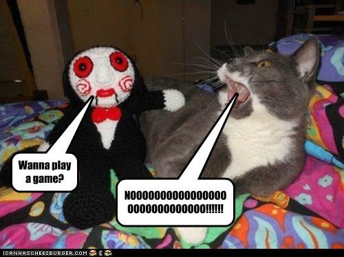 Wanna play a game?