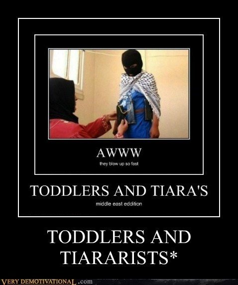 TODDLERS AND TIARARISTS*