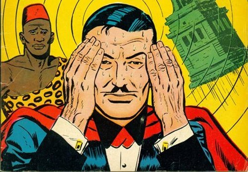 Mandrake the Magician Movie News of the Day