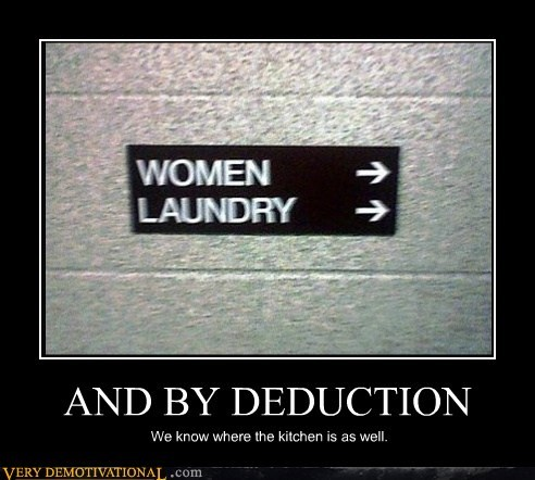 AND BY DEDUCTION