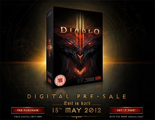 Diablo III Release Date of the Day