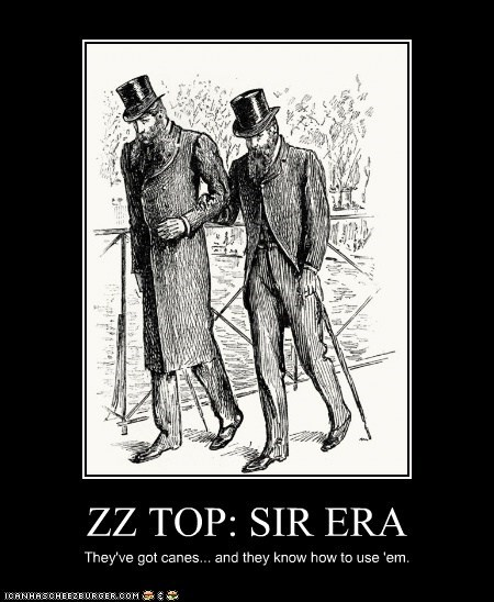 ZZ TOP: SIR ERA