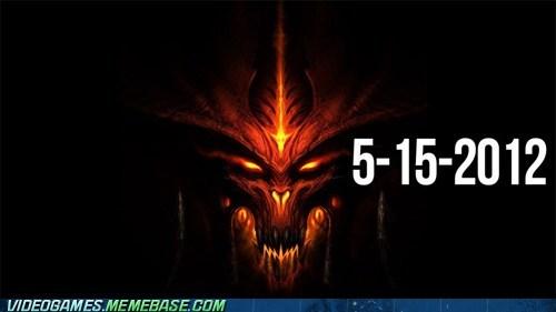 diablo,diablo III,long awaited,news,PC,release date