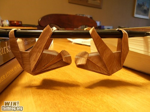 Origami Sloths WIN