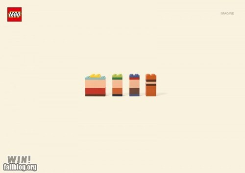 LEGO Characters WIN
