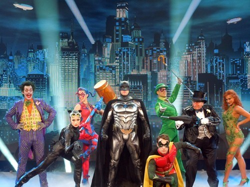 Batman Live U.S. Tour Dates of the Day