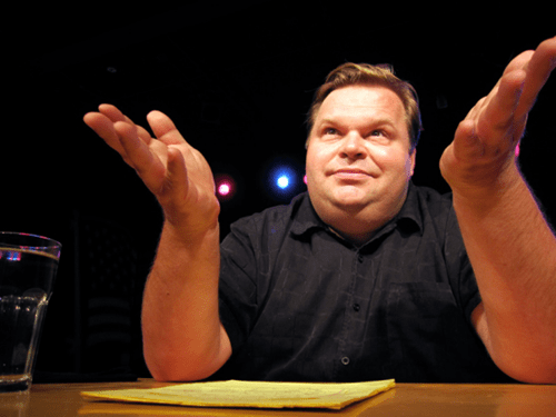Follow Up of the Day: Mike Daisey on This American Life's Retraction Episode