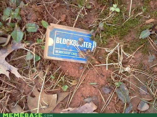 blockbuster,cannot unsee,fossil,movies