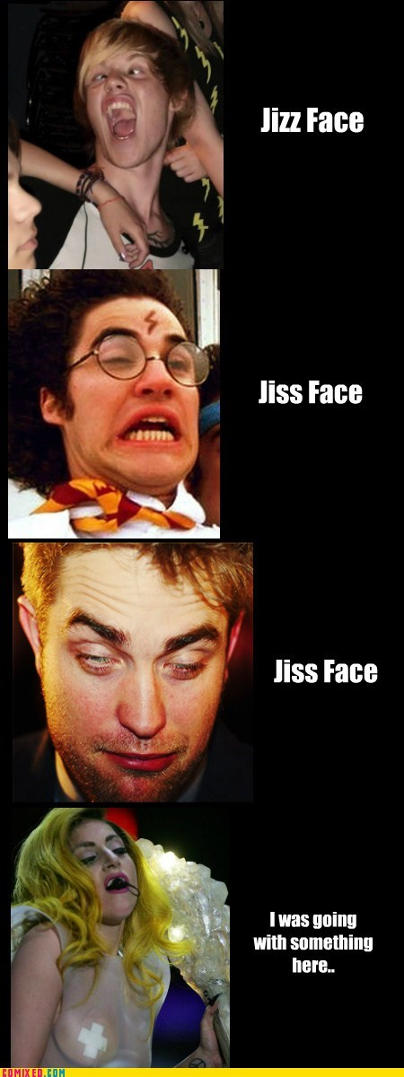 Jizz Faces