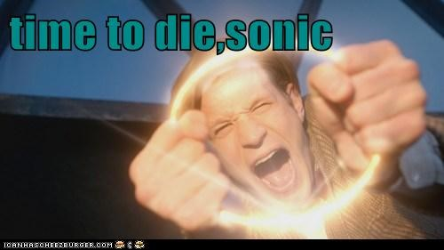 time to die,sonic