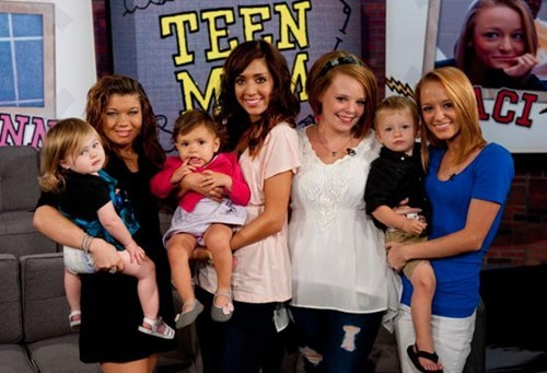 Teen Mom Cast News of the Day