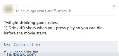 Failbook: I Love This Game!