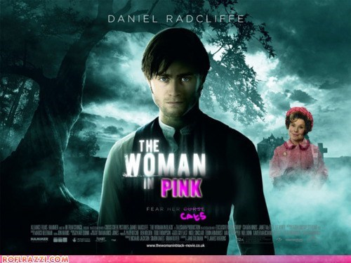 The Woman in Pink