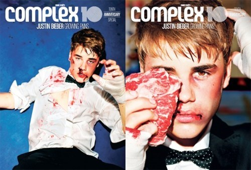 Complex Cover Boy of the Day
