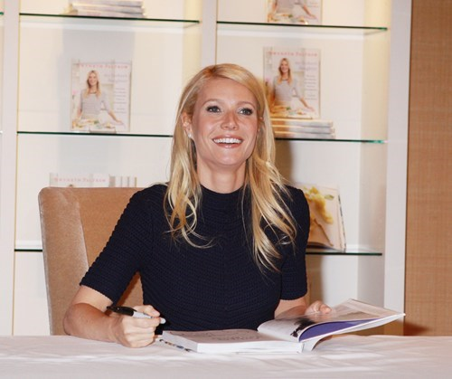 Gwyneth Paltrow Doesn't Have a Ghostwriter of the Day