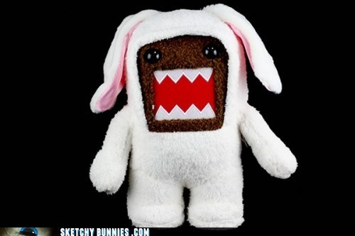 DOMO-Bunny Takes No Prisoners