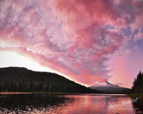 lake,oregon,sunrise