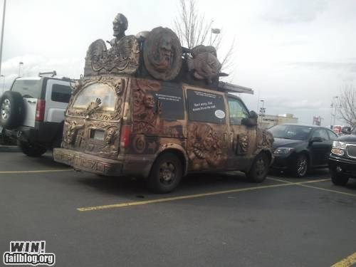 Crazy Van WIN