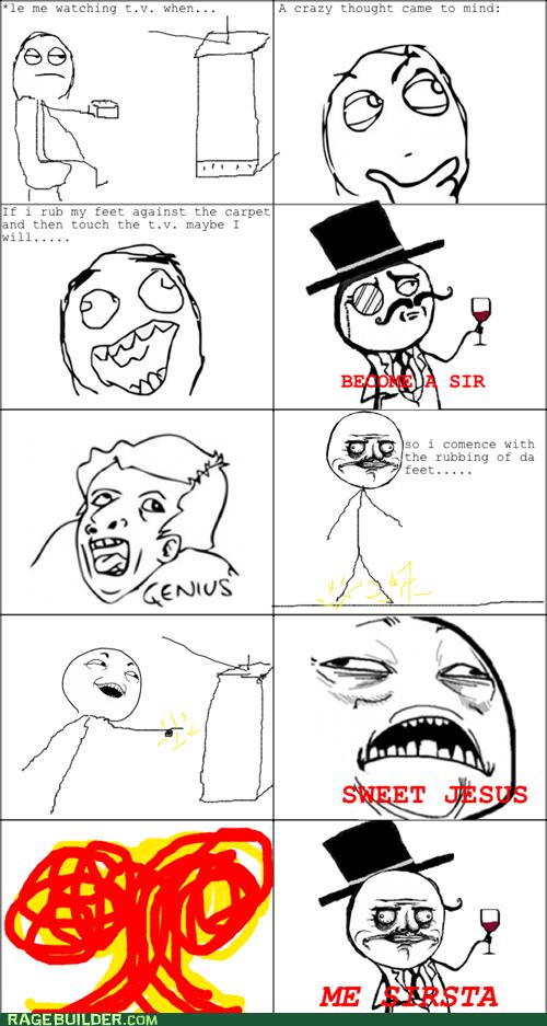 SIR Rage!