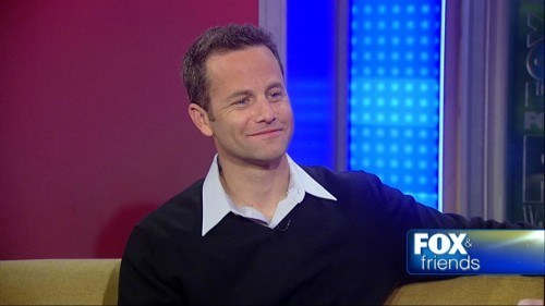 Kirk Cameron Talks Piers Morgan of the Day