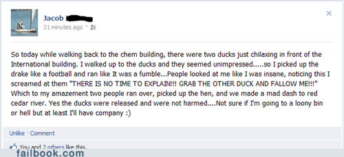 Failbook: Duck Tales