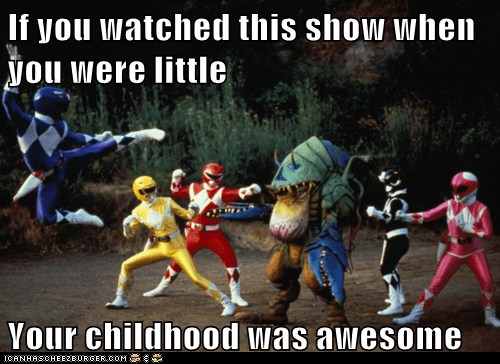 If you watched this show when you were little  Your childhood was awesome
