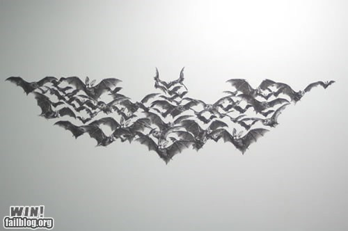Bat Logo WIN