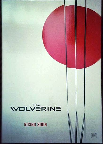 Possible Wolverine Poster of the Day