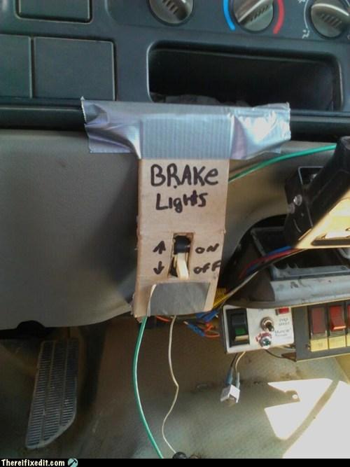brake lights,Hall of Fame,tailgater