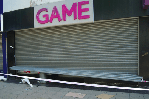 Bankrupt Game Retailer of the Day
