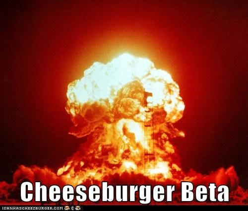 Cheeseburger Beta