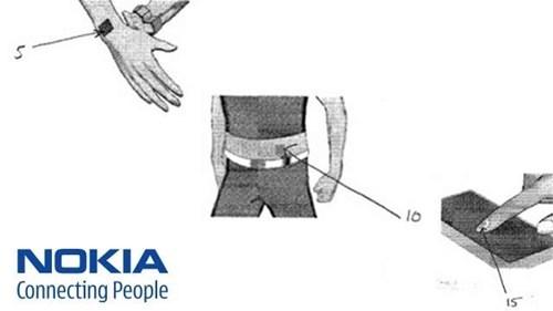magnetic tattoo,nokia,patent,tattoo,Tech,vibrating tattoo